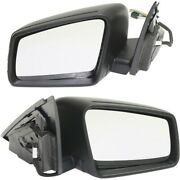 Mirror For 2012-2014 Mercedes-benz C350 Left And Right Set Of 2