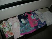 Monsoon Baby Girl Clothes 3-6 Months 7 Items Bundle Brand New With Monsoon Tags