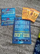 Antiques Roadshow Leigh Keno / Brothers Signed 2007 Program And Show Pack