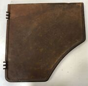 1926 1927 Ford Model T Touring Driverand039s Rear Door W/ 1/2 Hinges Top And Bottom