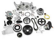 Holley 20-190 Premium Mid-mount Ls7 Complete Accessory System