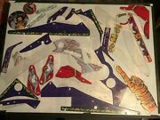 Theatre Of Magic Pinball Plastic Replacement Set, Also Selling By Parts