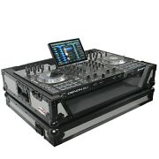 Denon Dj Prime 4 Standalone Dj System With 10 Touchscreen And Prox Case Gray