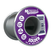 1 Pound Mg Chemicals 4865 0.032/21 Awg Tin-lead Solder Wire Eutectic Sn63/pb37