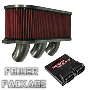 Dirt Launch Powersports Intake And Tune Power Pack Yamaha Yxz1000r