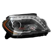 Hid Headlight Assembly Right Side 1668205861 Fits 2013-2016 Mercedes-benz Gl350