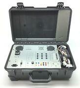 Flextech Solutions Harman And Toyota Audio Meter Test Bench Vehicle Simulator