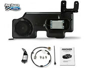 15 Thru 18 Ford F-150 Subwoofer Audio Upgrade Kit By Kicker - Factory Spec Parts