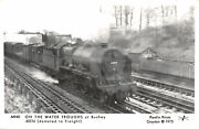 R255223 M940. On The Water Troughs At Bushey. 45516 Demoted To Freight. Pamlin P