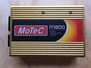 Motec M800 With 1mb Logging And Dual Wide Band Enabled Plus Can Cable And Sensors