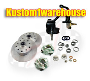 Vw Front 3 Raised Lifted Spindles Disc Brake Conversion Kit 5 X4 1/2 Ford