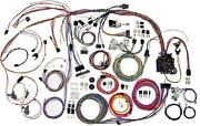 American Auto Wire 1970 - 1972 Chevelle Wiring Harness Kit 510105