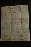 1835 Survey And Inheritance Problems Schroon Lake Ny