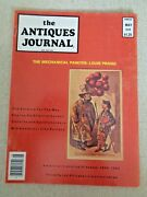 Antiques Journal 1979 Louis Prang Painting Indian Pottery Mirrors Reich Stamps