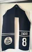 Christian Dior New With Tags J'adior 8 Knit Wool And Cashmere Scarf 20 X 300 Cm