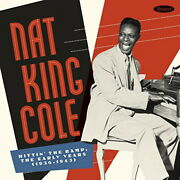 Nat King Cole-hitting' The Ramp The Early Years 1936-1943...-japan 7 Cd Am38