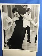 1966 Press Photo Polly Bergen Appears On The Andy Williams Show -