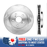 Front Brake Rotors For Es300 Is250 Avalon Toyota Camry Se Xle Sienna Solara