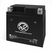 Yamaha Xf50w C3 50cc Scooter And Moped Replacement Battery 2007-2013
