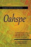 Oahspe Paperback By Newbrough John Ballou Like New Used Free Shipping In ...