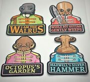 Star Wars Beatles Patch Collection 4