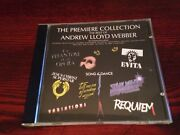 The Best Of Andrew Lloyd Webber The Premiere Collection - Cd -1988 - Canada
