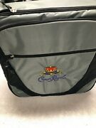 Crown Royal Logo Backpack/ Can Cooler Holds 24 Cans Great For Campingandnbsp