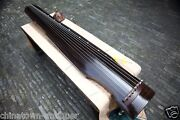 48 Professional Guqin Chinese 7-stringed Zither Instrument Zong-ni Style 4043