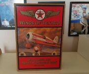 1997 - Wings Of Texaco 5 - 1930 Travel Air Model R Mystery Ship By Ertl Collect
