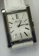 Seiko Solar Square Case Full Original Dead Stock Manual Vintage Watch 1962and039s Oh