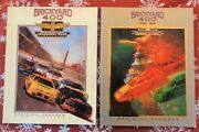 Brickyard 400 Official Programs 1994 And 1995 Indianapolis Motor Speedway