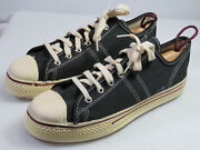 Rare Beautyvintage Nos Menand039s Converse Comfort Arch Cushion Heel 3 Star Sneaker