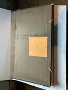 Buildings Plans And Designs By Frank Lloyd Wright Rare