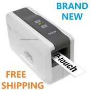 Brother P-touch Pc-connectable Label Maker With Auto Cutter Pt-2430pc