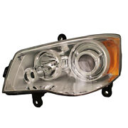 08-12 Townandcountry Hid Headlight Headlamp Front Head Light Lamp Left Driver Side