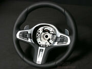 New Bmw X3 G01 M Sport Leather Steering Wheel Heater Paddles Performance