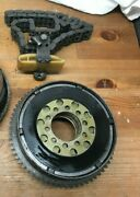 Harley Davidson Shovelhead Clutch Basket Plates And Primary Timing Chain Tensioner