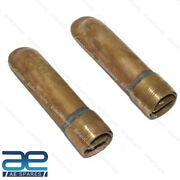 New Brass Made Horn Reed Vintage Bike Cycle Bicycle Cars Rubber Bulb Horn Cdn