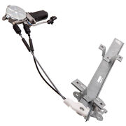 Universal Electric Power Window Lift Regulator Conversion Kit 4door And Switches