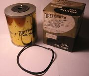 Perfect Preferred Products Vintage Oil Filter Po-34 New Old Stock