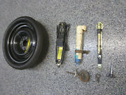 1985-1992 Camaro Iroc-z Z-28 Trans-am Gta Spare Tire Kit With Jack Inflator Can