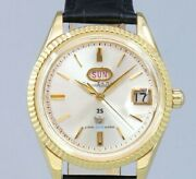 Citizen Auto Dater Seven Original Silver Dial Automatic Vintage Watch 1964and039s