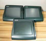 Lot Of 3 Micros Workstation 4 Touchscreens Please Read Full Description