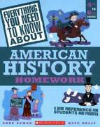 Everything You Need To Know About American History Homework 4th T - Very Good