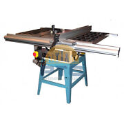 Silverline Dc-sm10a Table Saw 10 Motor 3hp 110 / 220v 1 Phase