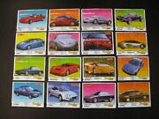 Vintage Bubble Chewing Gum Wrappers Turbo 401-470 Super -  Full Set
