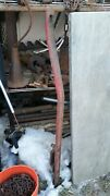 International Harvester Tow Bar 3 Point Hitch Ih Drag Link Parts Model H Tractor