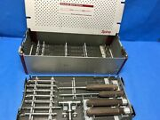 Synthes Orthopedic Universal Spine Surgical Instruments And Sterilization Case