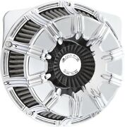 Arlen Ness Inverted Series Air Cleaner Kits For V-twin 18-942