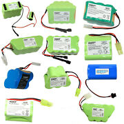 Hqrp Replacement Battery For Shark Sweepers / Stick Hand Robot Vacuum Cleaners